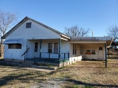 4 Bed 1 Bath Foreclosure Property in Wagoner, OK 74467 - S Johnson Ave