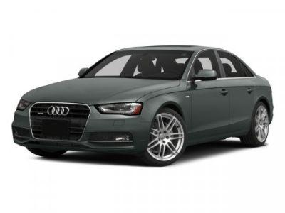 2015 Audi A4 2.0T Premium (TORNADO GRAY)