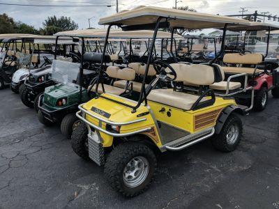 2000 Club Car Lifted 4 Passenger Golf carts Golf Carts Fort Pierce, FL