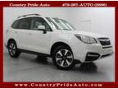 Used 2017 Subaru Forester 2.5i Premium AWD in Farmington, AR