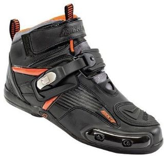 Purchase JOE ROCKET ATOMIC MEN'S STREET BIKE BOOTS ORANGE (SELECT SIZE) motorcycle in Redford, Michigan, United States, for US $107.99