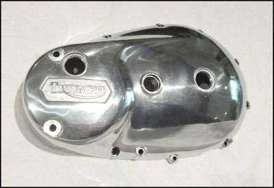 Sell TRIUMPH UNIT 750 BONNEVILLE TIGER LEFT FOOT SHIFT PRIMARY COVER PN# 71-7465 motorcycle in Denver, Colorado, US, for US $160.00