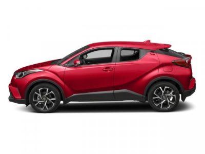 2018 Toyota C-HR XLE (Ruby Flare Pearl)