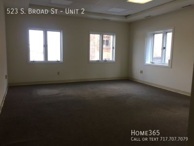 Great Commercial space located in the business district of the City of Trenton.