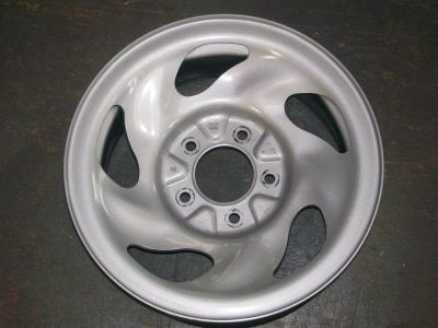 "Sell 00 01 02 03 04 FORD F150 EXPEDITION 16"" SILVER STEEL WHEEL/RIM 3393 motorcycle in Manheim, Pennsylvania, US, for US $50.00"