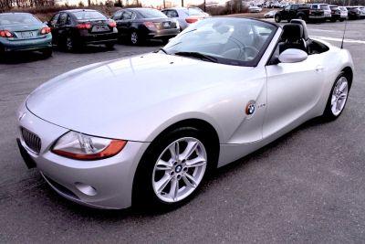 2004 BMW Z4 3.0i (Titanium Silver Metallic)
