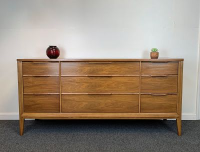 Mid Century Long Dresser by Kent Coffey (Delivery)