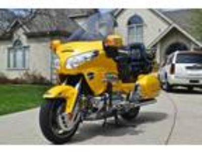 2005 Honda Gold Wing GL1800 Anniversary Edition
