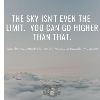The Sky Isn't Even the Limit. You Can go Higher Than That. - CHHA Classes