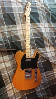 Squire Telecaster electric guitar