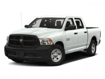 2016 RAM 1500 Tradesman (Bright White Clearcoat)