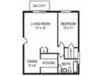 Riverwoods Apartments - One BR One BA w/Balcony