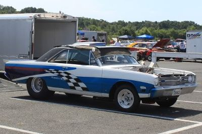1969 Dodge Dart Swinger 340 500 Indy 440-1