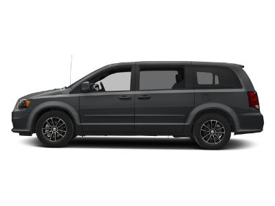 2017 Dodge Grand Caravan R/T (Granite Pearlcoat)
