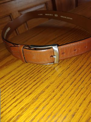 Fossil Brand leather belt
