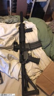 Want To Buy: M4 Style AR15