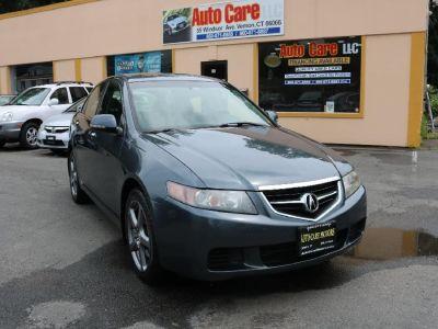 2005 Acura TSX Base (Gray)