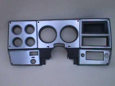 Buy 75 78 79 80 DASH GAUGE INSTRUMENT BEZEL NEW CHEVY PICKUP SUBURBAN BLAZER TRUCK motorcycle in Noble, Oklahoma, US, for US $169.95