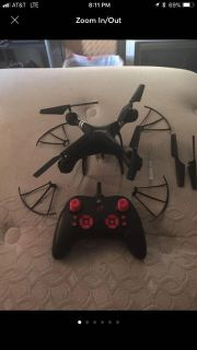 Drone with a 1080p camera