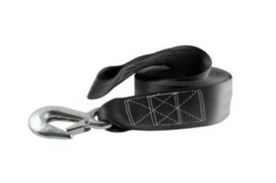 Buy Curt 29007 Nylon Winch Strap with Zinc Snap Hook Camper Trailer RV motorcycle in Azusa, California, US, for US $10.91