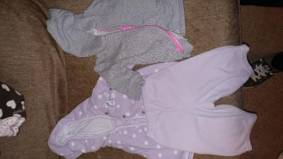 Baby Girls Winter Clothes Size 3 Months