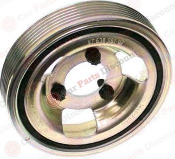 Buy New Febi Crankshaft Pulley (Vibration Damper) Crank Shaft, 11 23 7 638 551 motorcycle in Los Angeles, California, United States, for US $59.65
