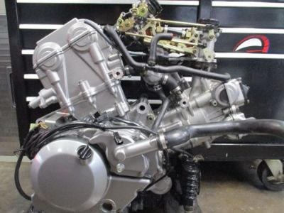 Sell 04 05 06 Suzuki SV650 SV 650 Complete Engine Motor 6K Miles *Video* FREE SHIP! motorcycle in Uniontown, Ohio, United States, for US $949.99
