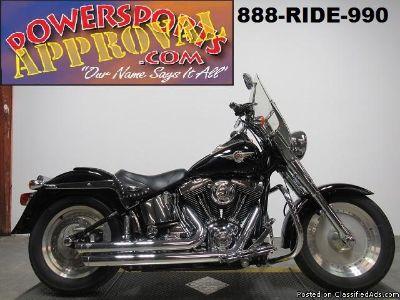 2002 Harley Davidson Fat Boy for sale. U3989