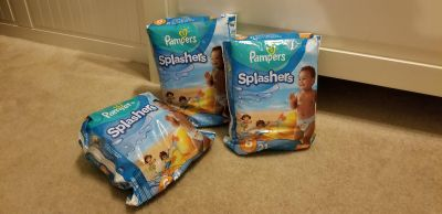 Swimming diapers - size 6