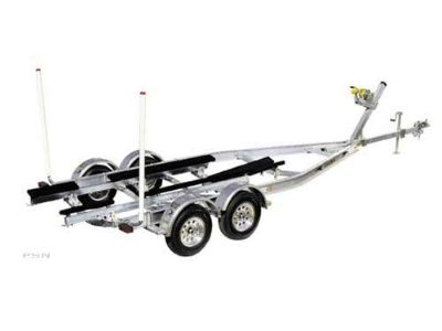 2007 Load Rite Aluminum Tandem AB20T4200TB2 Other Trailers Wilkes Barre, PA