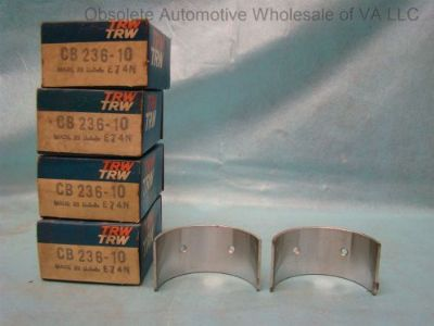 Sell Ford GPW Willys Jeep 134 F L Head Go Devil Hurricane Rod Bearing Set 010 1939-73 motorcycle in Vinton, Virginia, United States, for US $60.00