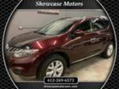 used 2013 Nissan Murano for sale.