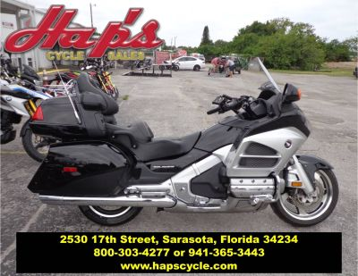 2012 Honda Gold Wing Audio Comfort Touring Motorcycles Sarasota, FL