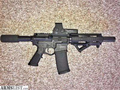 For Sale: AR-15 Pistol brand new