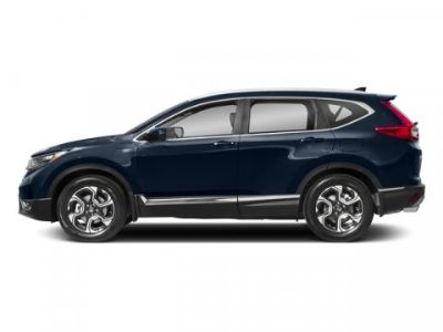 2018 Honda CR-V Touring I4 (Obsidian Blue Pearl)