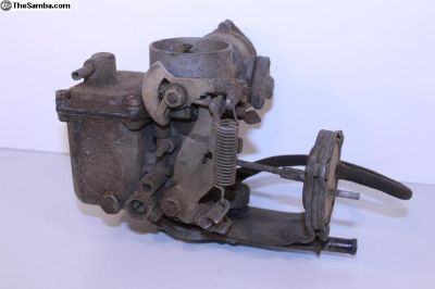 Solex 30 PICT 3 Core Carburetor