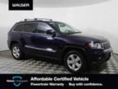 used 2012 Jeep Grand Cherokee for sale.