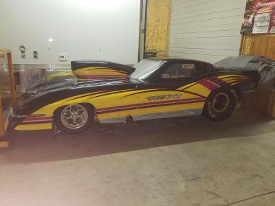 RJ Race Cars 63 Corvette