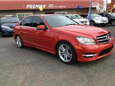 2014 Mercedes-Benz C-Class C 250 Sport 4dr Sedan
