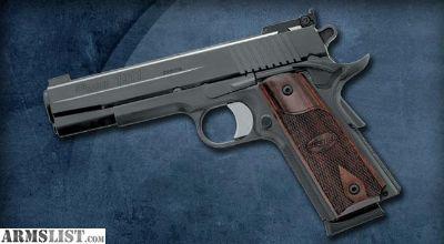 For Sale: SIG 1911 Target Nitro