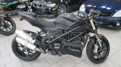 2014 Ducati Streetfighter 848 (Black)