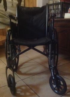 Drive Collapsible Wheelchair w/ foot rests