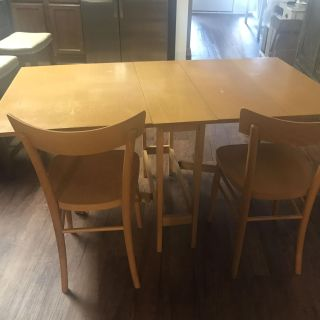 Table/Desk + 2 Chairs