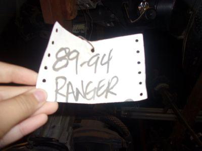 1989 - 1994 Ford Ranger Steering Column