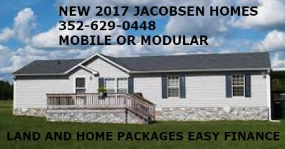 Florida Modular Homes and Land 352-629-0448