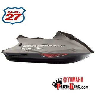 Sell New 2015-2016 OEM Yamaha VX Cruiser Storage Cover For Sale | Black/Gray motorcycle in Saint Johns, Michigan, United States, for US $204.99