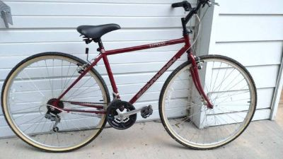 Schwinn Express 21 Speed - Red - S/M Size