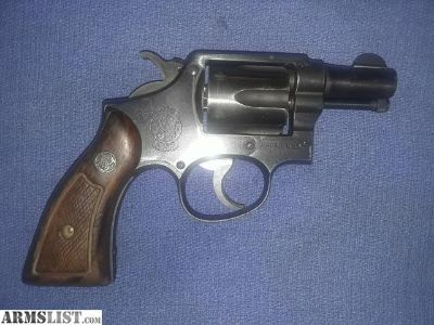 For Sale: S&W Victory Model .38 SPL