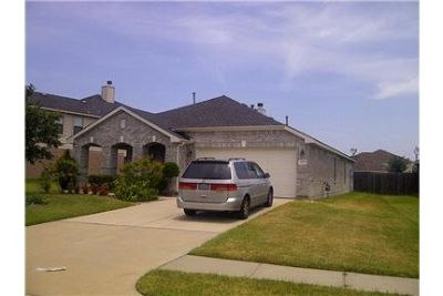 1 story home in Katy for lease