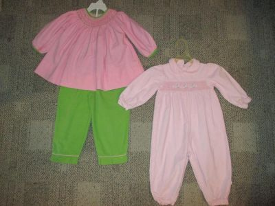Petit Ami Outfits - 2T